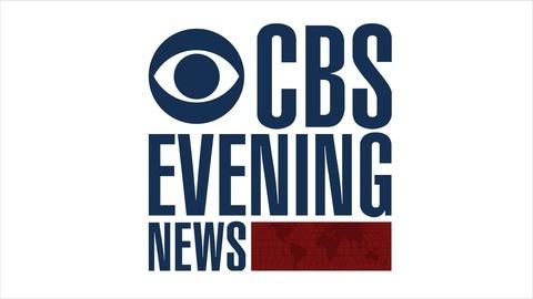 CBS Evening News -- Full Audio | Listen via Stitcher for