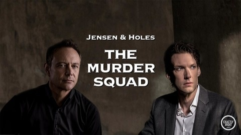 Jensen and Holes: Winter Distraction: Our First Cold Case Murder Arrest from Jensen and Holes: The Murder Squad
