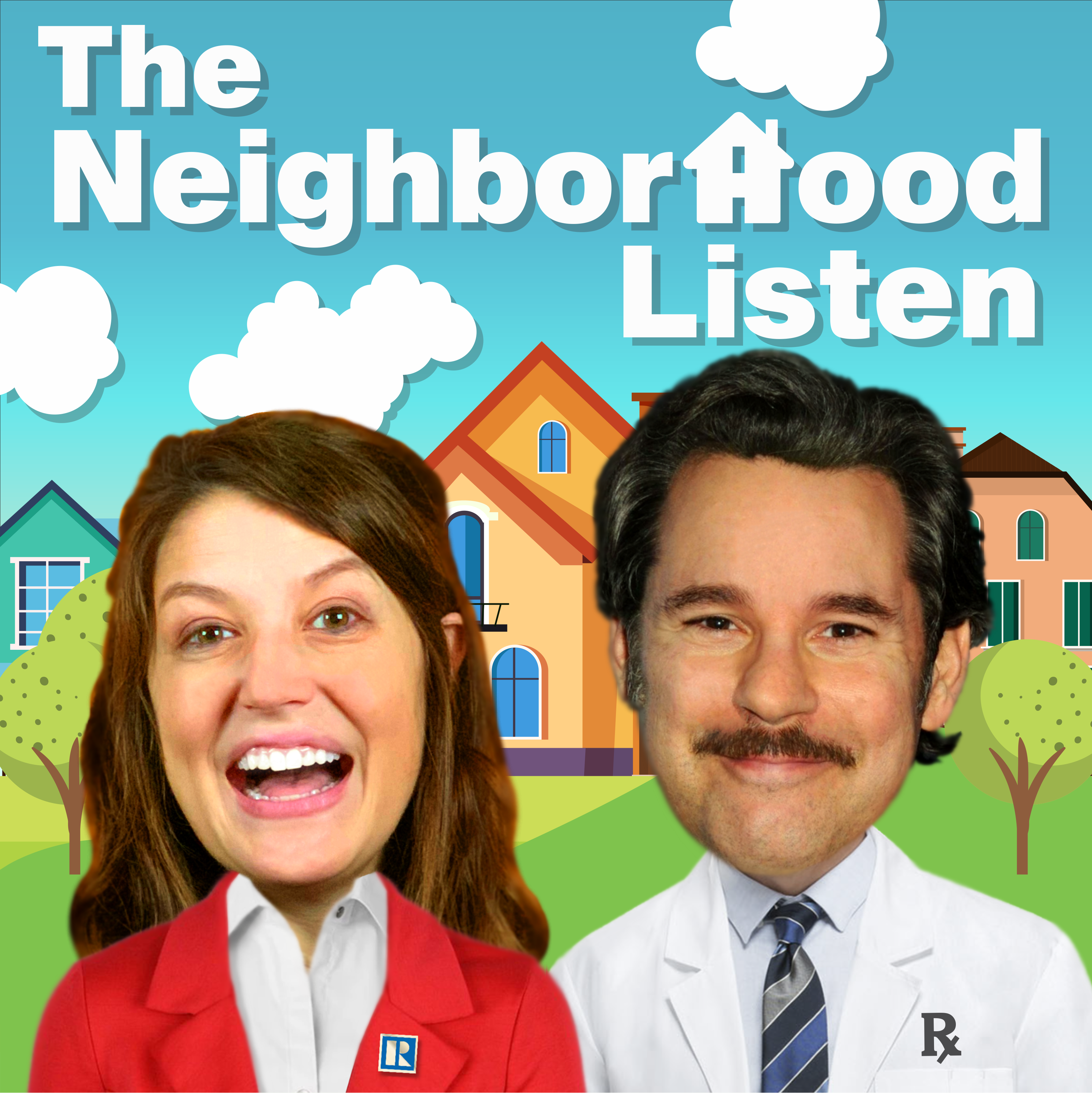 The Neighborhood Listen | Listen via Stitcher for Podcasts