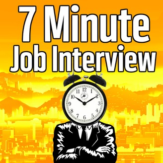 7 Minute Job Interview Podcast Job Interview Tips Resume Tips