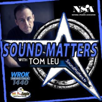 Sound Matters with Tom Leu | Listen via Stitcher for Podcasts