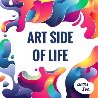 Image result for art side of life