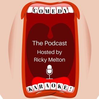 Comedy Karaoke: Hosted by Ricky Melton | Listen via Stitcher for