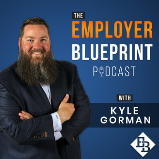 Employer Blueprint Podcast - Jim Kirkpatrick interview