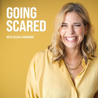 Image result for going scared podcast