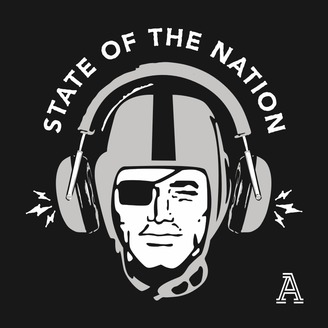 state of the nation the athletic s raiders podcast listen via