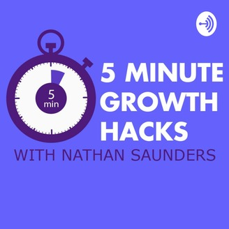 5 Minute Growth Hacks for Small Business Owners | Listen via