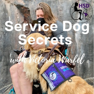 How To Train Your Service Dog - The NePoPo® Way   Listen via