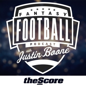 Thescore Fantasy Football Podcast With Justin Boone Listen Via