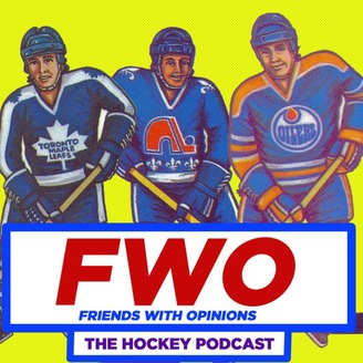 Friends With Opinions A Hockey Podcast Listen Via Stitcher For