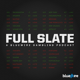 Full Slate: A Gambling Podcast | Listen via Stitcher for