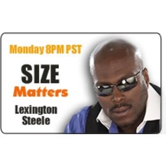Lex steele size