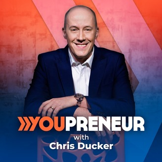 Portada del podcast Youpreneur
