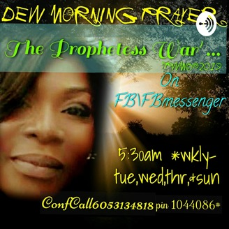 The Prophetess War Ministries -TPWM2019©® | Listen via