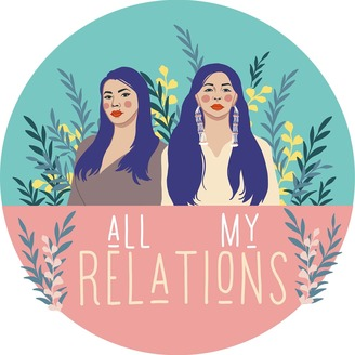Podcast cover of All My Relations