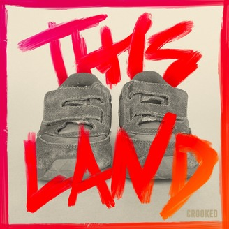 Podcast cover of This Land