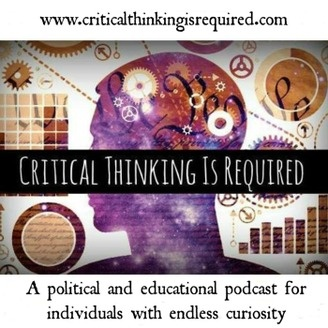 Critical Thinking is Required | Listen via Stitcher for ...