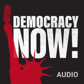 democracy now listen via stitcher radio on demand