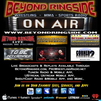 Beyond Ringside Podcast | Listen via Stitcher for Podcasts