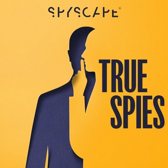 Spyscape True spies podcast