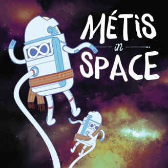 Podcast cover of Métis in Space