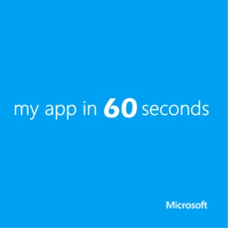 my app in 60 seconds (Audio) - Channel 9 | Listen via Stitcher for