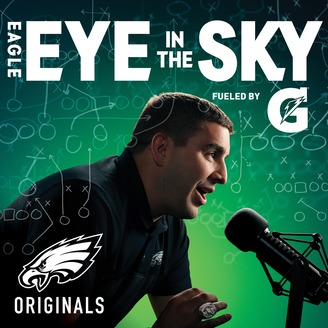 picture regarding Philadelphia Eagles Printable Schedule named Eagle Eye Within The Sky Podcast Hear through Scher for Podcasts