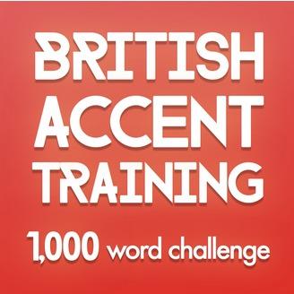 British Accent Training: The 1,000-Word Challenge | Listen via