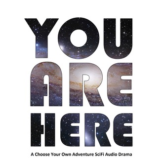 you are here scifi audio drama listen via stitcher radio on demand