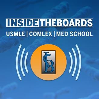 InsideTheBoards for the USMLE, COMLEX & Medical School