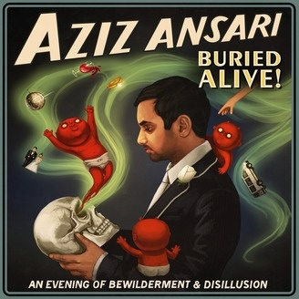aziz ansari podcast