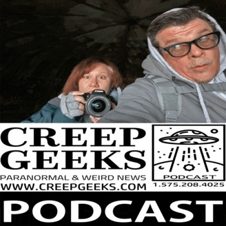 CreepGeeks Podcast - Georgia Guide Stones and Spruce Pine