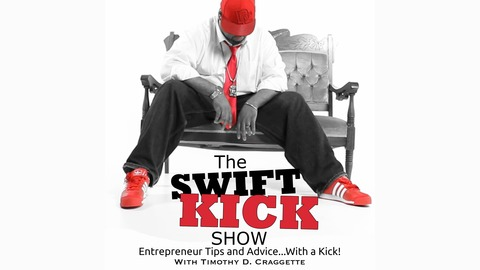 EP 94 – The Swift Kick Show – The Business Of Words from The Swift Kick Show