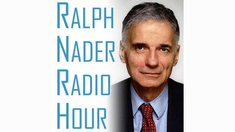 Noam Chomsky from Ralph Nader Radio Hour