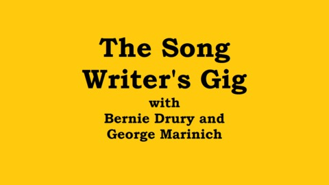 Episode 20 - Jeiris Cook from The Song Writer's Gig