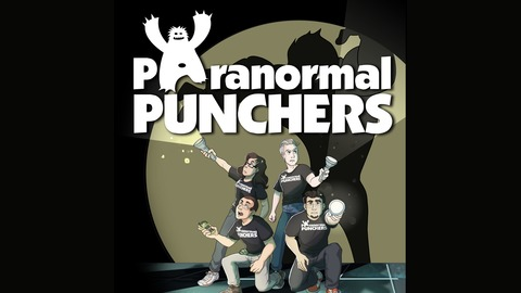 Ep. 82 - The Yeti from Paranormal Punchers