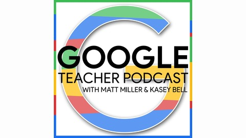 Catching Up with the Tribe! Your Questions Answered - GTT062 from Google Teacher Tribe Podcast