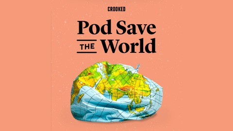 Pour one out for the Iran deal from Pod Save the World