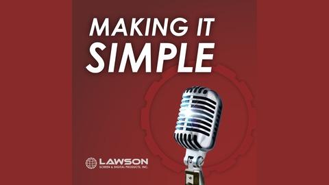Making It Simple The Lawson Encore Textile Conveyor Dryer Listen
