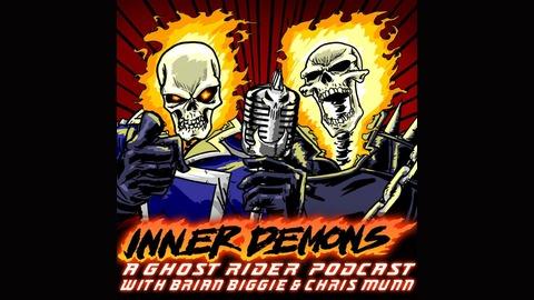 """Inner Demons Episode 41: """"Gesundheit!"""" from Inner Demons - A Ghost Rider Podcast"""