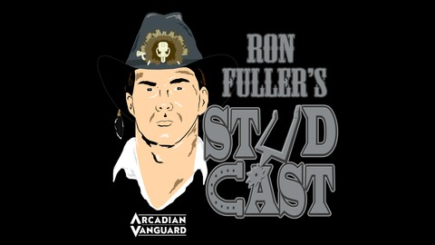 Episode 112: My Brother Robert Arrives! from Ron Fuller's Studcast