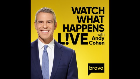 Bethenny Frankel & Brandon Maxwell from Watch What Happens Live with Andy Cohen