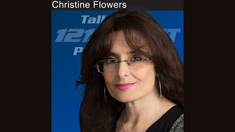 """Christine Flowers Sings Her Original Song """"What a Wonderful Day"""" 