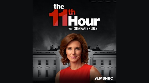 Day 819: The Mueller report is out. Now the fight over the Mueller report begins. from The 11th Hour with Brian Williams