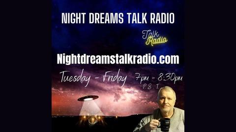 Feb. 25/20 - 78th Anniversary Battle OF L..A. & UFO's Jeff Krause from Night Dreams Talk Radio