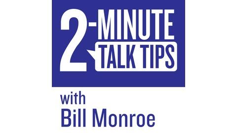 2-Minute Talk Tips - Episode 108 -- Digital Marketing Meets