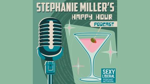 """Kristen Johnston """"I feel like an alien in this world"""" from Stephanie Miller's Happy Hour Podcast"""