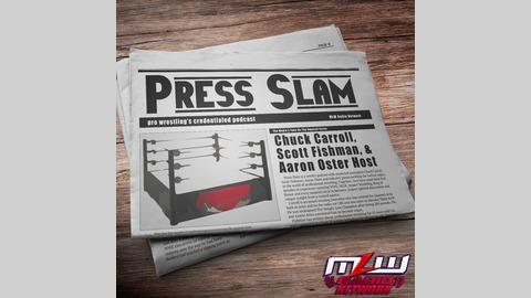 Hulk Hogan's Under The Radar Return, Brock Cashes In from Press Slam