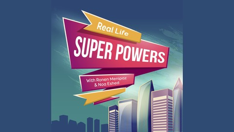 Real Life Superpowers   Listen via Stitcher for Podcasts