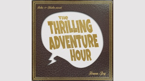 """TREASURY CH7 Beyond Belief - """"Twisted Sister Sister"""" from The Thrilling Adventure Hour"""